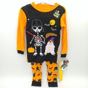 Star Wars Glow in the Dark Halloween Pajamas